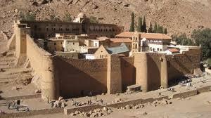 The Journey of Saint Catherine of Mount Sinai