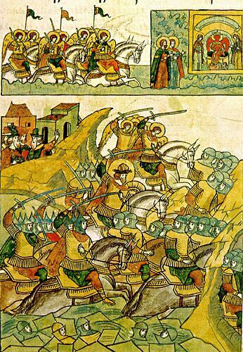 Mobilisation of the European Periphery against the Mongols