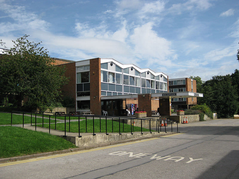Bodington Hall, University of Leeds