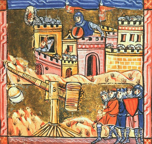 The Massacre at Acre: Mark of a Blood-thirsty King?