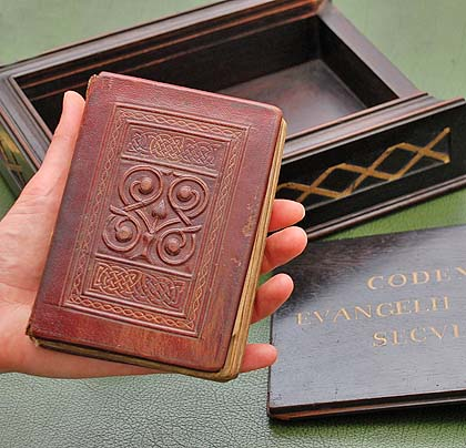 British Library announces £9m campaign to acquire the St Cuthbert Gospel – the earliest intact European book