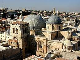 The Crusader Church of the Holy Sepulchre