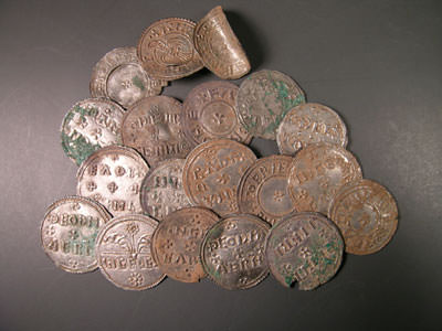 Viking silver coin hoard discovered in northern England