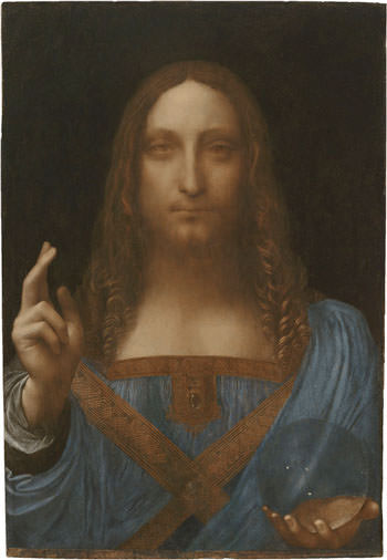 Newly rediscovered Da Vinci painting to go on display at the National Gallery