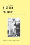 the early history of same sex marriages