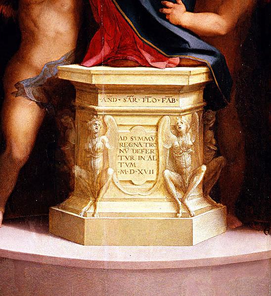 '… con uno inbasamento et ornamento alto': The Rhetoric of the Pedestal c.1430 – 1550