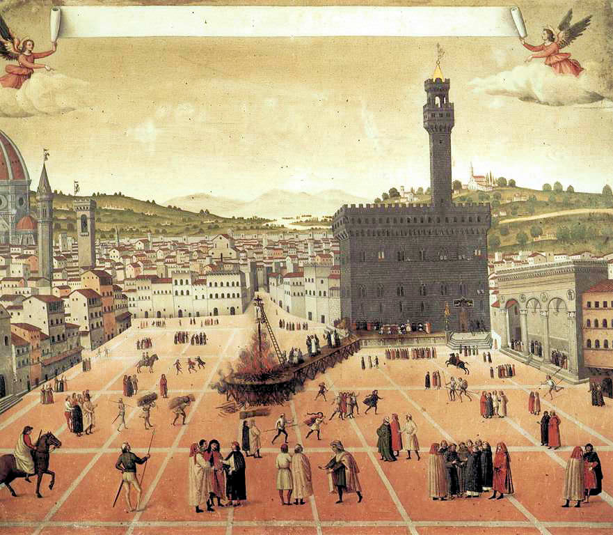 For reasons of state: political executions, republicanism, and the Medici in Florence, 1480-1560