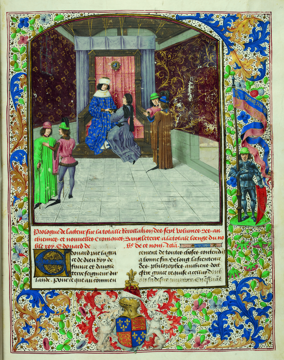 British Library hosts Royal Manuscripts: The Genius of Illumination