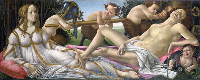 Perceptions of beauty in Renaissance art