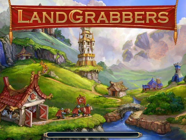 LandGrabbers – medieval conquest strategy for the iPad