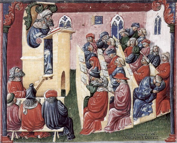 """Categories of medieval doxography: reflections on the use of """"doctrina"""" and """"via"""" in 14th and 15th century philosophical and theological sources"""