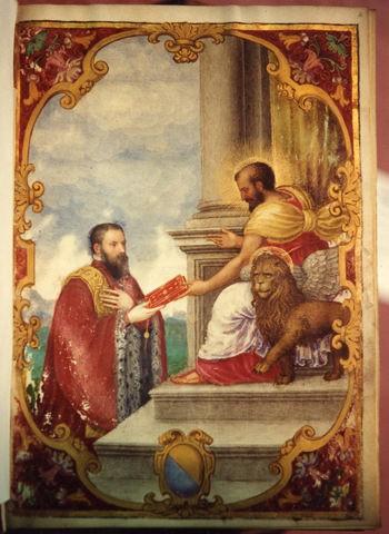 Privilege and Duty in the Serene Republic: Illuminated Manuscripts of Renaissance Venice