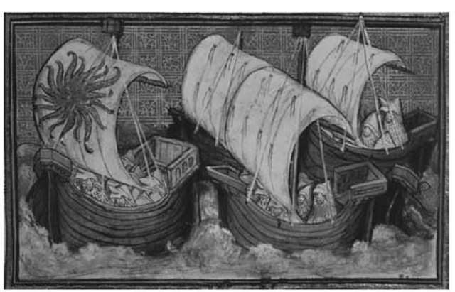 Textual evidence for spilling lines in the rigging of medieval Scandinavian keels