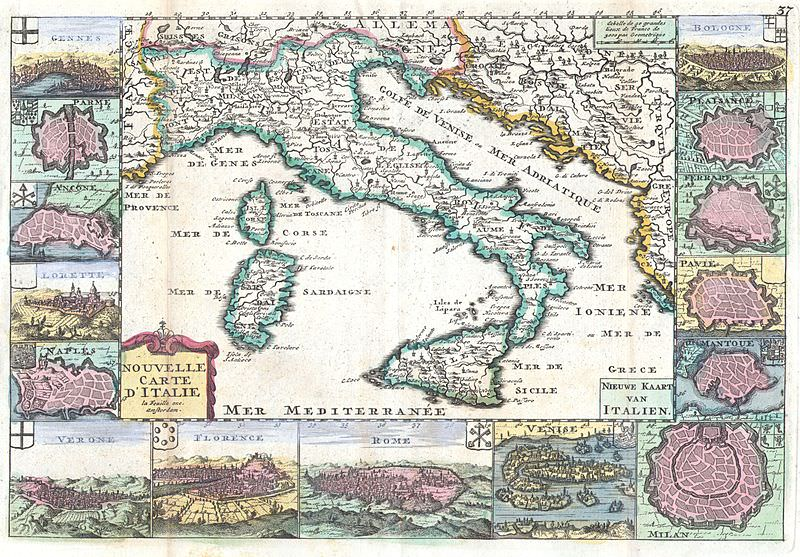 Revealing the earliest origins of Italian language