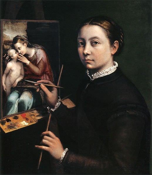 Sofonisba Anguissola: Marvel of Nature