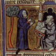 Merlin's first appearance in early Welsh poetry as prophet and seer was considerably expanded by Geoffrey of Monmouth who was the first to associate him with the saxon and British kings of England, particularly Arthur.