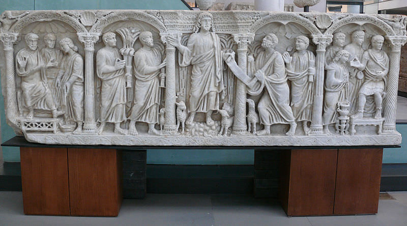 From Antiquity to Romanesque