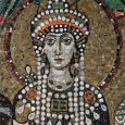 Behind the purported facts of Theodora's career as a common prostitute and later as empress are the hidden details of what we might call feminine pharmacology: what were the drugs used by prostitutes and call-girls in sixth-century Byzan- tium? Were there ordinary pharmaceuticals employed by such professionals to stay in business?