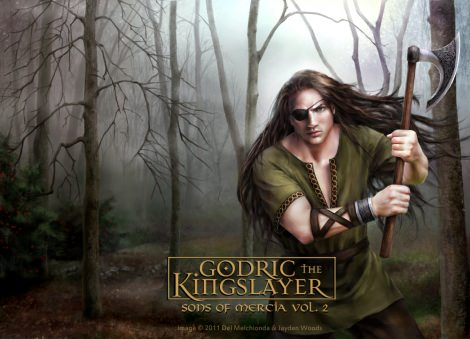 Interview with Jayden Woods, author of Godric the Kingslayer