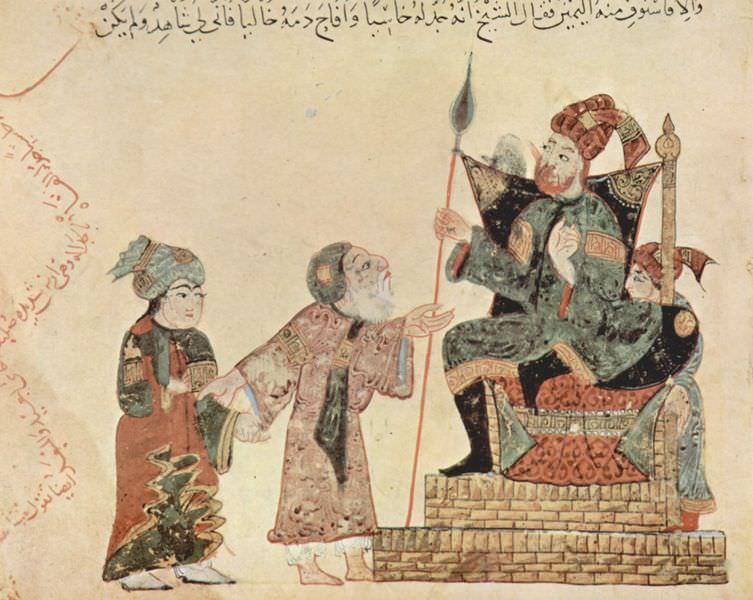 Women before the qāḍī under the Abbasids