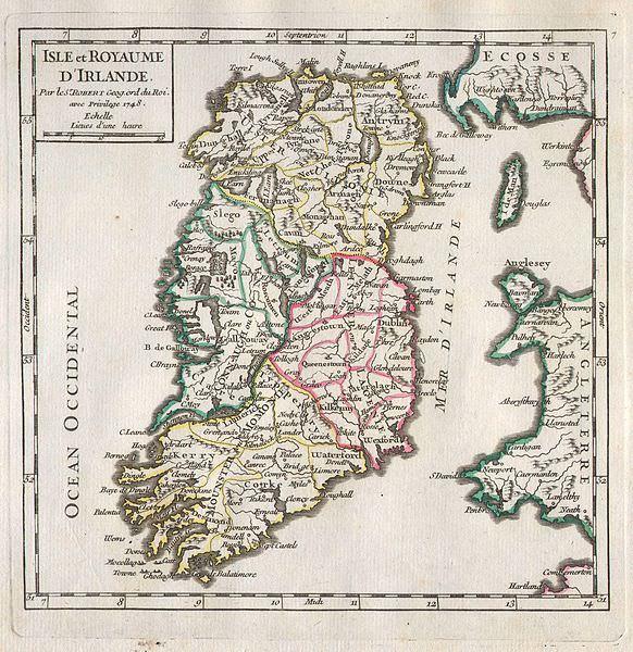 Map Of Ireland Vikings.Between Apathy And Antipathy The Vikings In Irish And Scandinavian