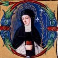 Medieval holy women were revered for their power and efforts, by both their communities and the Church. However, what are contemporary women to make of these female saints?