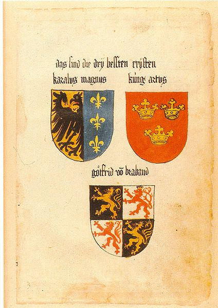 Heraldry and Sir Thomas Malory's Le Morte d'Arthur
