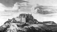 Stirling Castle in the 17th century