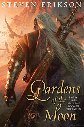 gardens of the moon cover - The Malazan Book of the Fallen