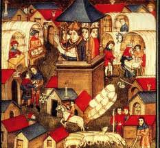 Medieval Market Design: Product Grouping on Medieval Fairs