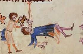 thesis on medieval torture You have not saved any essays during the middle ages, punishment was the solution to every criminal or social offense ranging from stealing to adultery to heresy all these areas of.