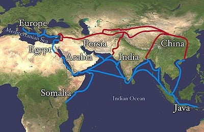 Silk Roads or Steppe Roads? The Silk Roads in World History