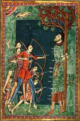 Against the Heathen: Saints and martyrs in late Anglo-Saxon literature