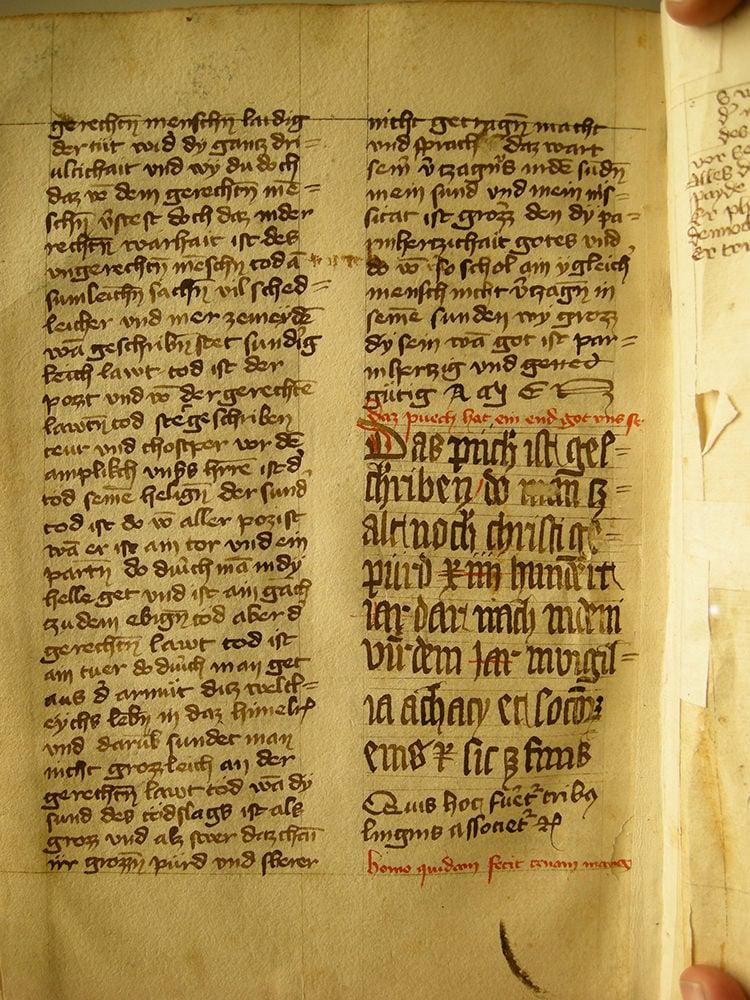 Staatsbibliothek zu Berlin Preußischer Kulturbesitz, Ms. germ. fol. 1413, f. 225v