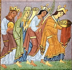 Wends - Gift Bringers of Otto III