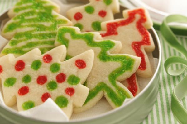 Medieval Christmas Cookies Still In Fashion