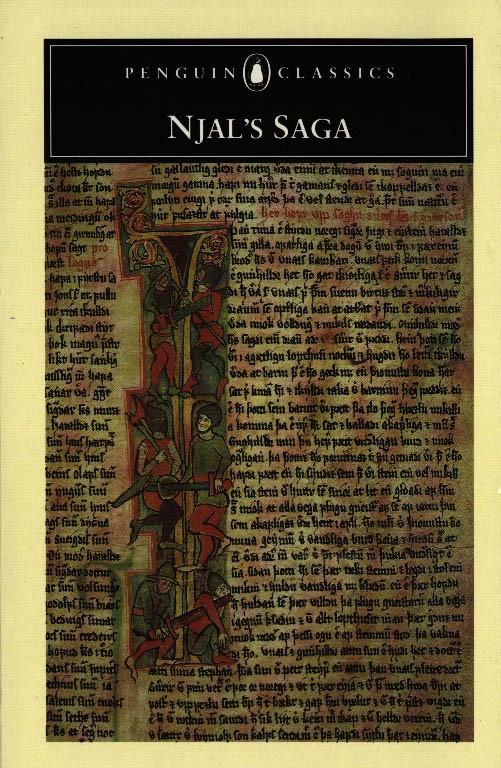Njáls saga as a novel: four aspects of rewriting