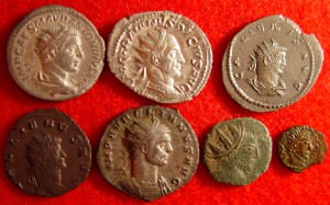Relations between the Late Roman World and Barbarian Europe in the Light of Coin Finds