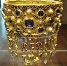 Visigothic crown