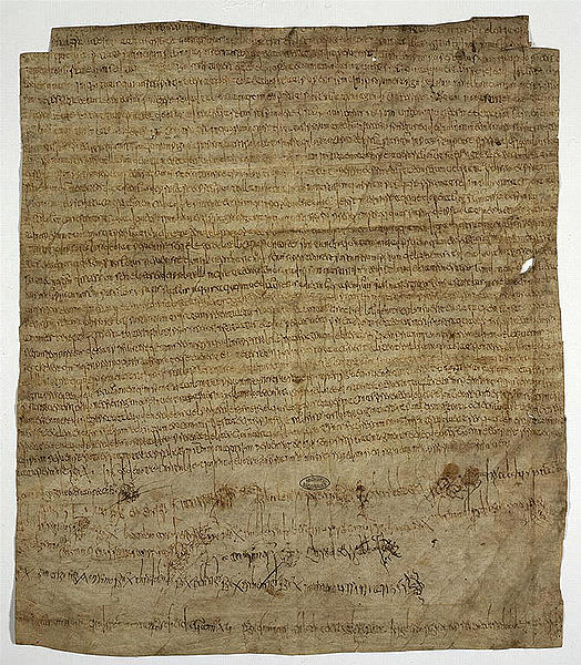 Blended and Extended Families in Carolingian Charters