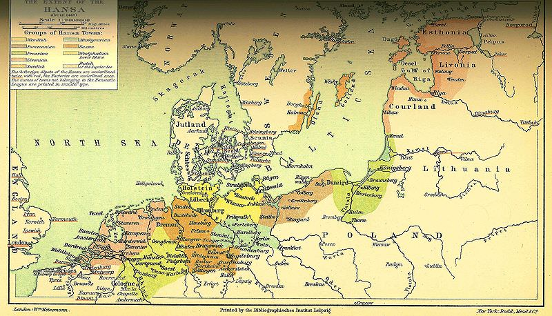 Trading Networks, Monopoly and Economic Development in Medieval Northern Europe: an Agent-Based Simulation of Early Hanseatic Trade