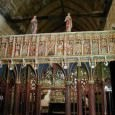 The research shows that considerable sums were spent during the later middle ages on the construction, decoration, and maintenance of screens in all churches, from cathedrals and monasteries to parish churches.