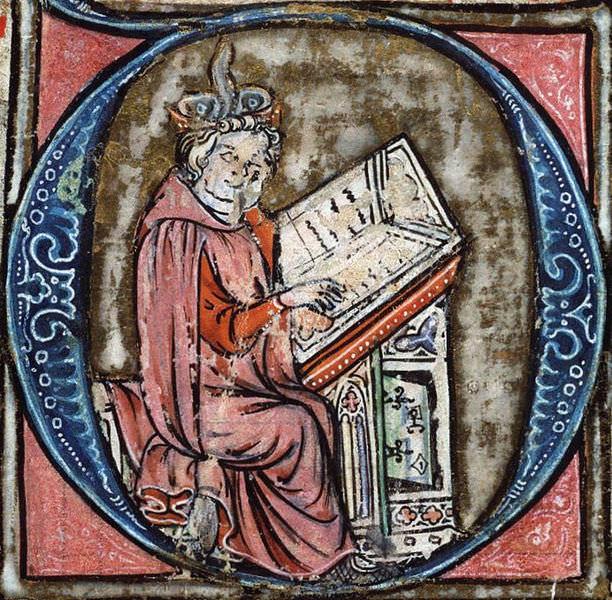 Jacob van Maerlant - Flemish poet