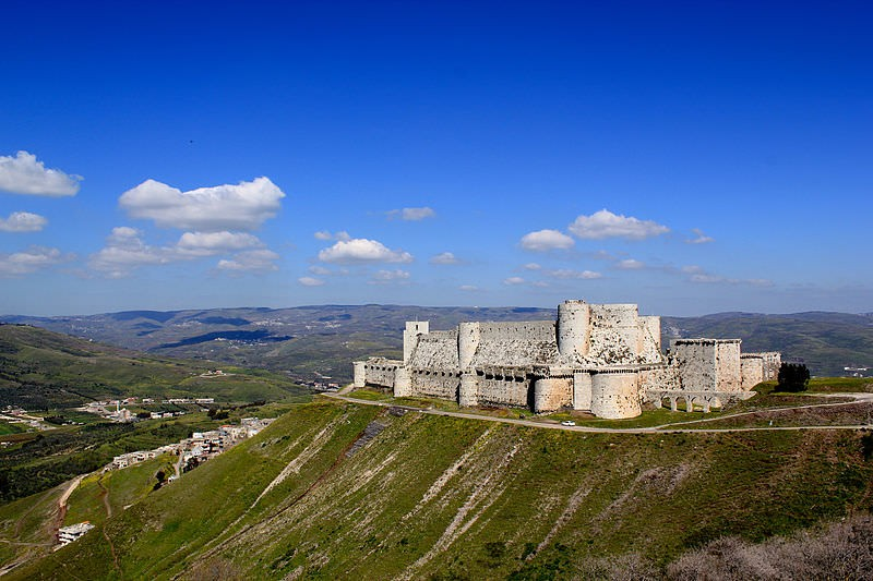 "A Flat Vault in the ""Crac des Chevaliers"" and Some  Considerations on the Development of Vault Geometry and Stereotomy in Mediaeval Masonry Structures in Syria"