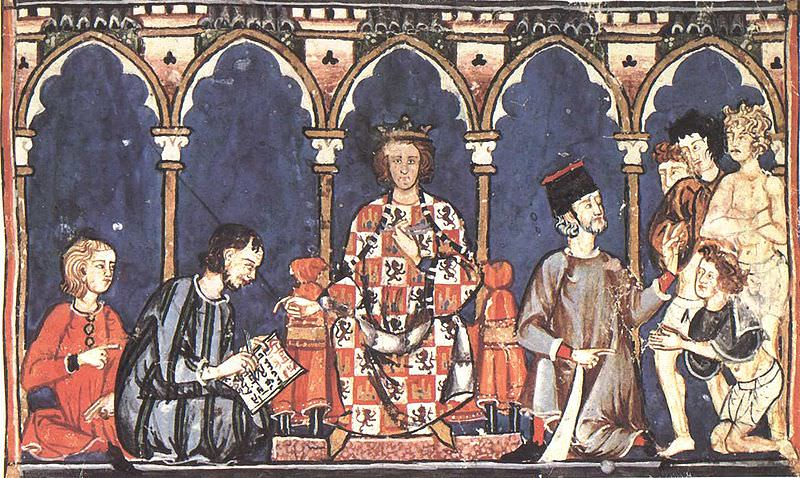The Muslim/Mudejar in the Cantigas of Alfonso X, el Sabio