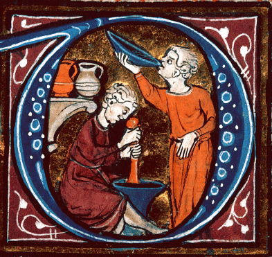 The monastic contribution to mediaeval medical care