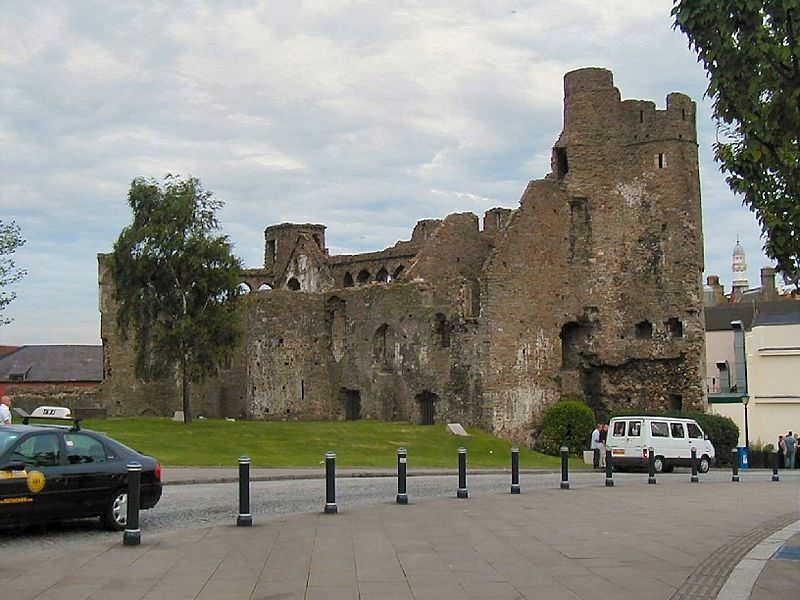 Swansea Castle to be opened to visitors this weekend