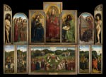 Ghent Altarpiece - image courtesy The Getty