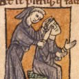 As hereditary surnames were not common in Anglo-Saxon England, men of the same name were differentiated by sobriquets based on their place of origin, a physical characteristic or occupation. This article argues that Eadui Basan and Aelfric Bata, two eleventh-century monks of Christ Church, had sobriquets, in Latin of fashionable obscurity, that reflected their occupations within the monastic community.