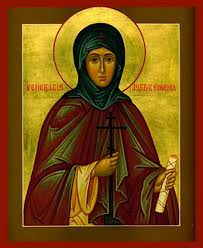 St. Eugenia of Rome